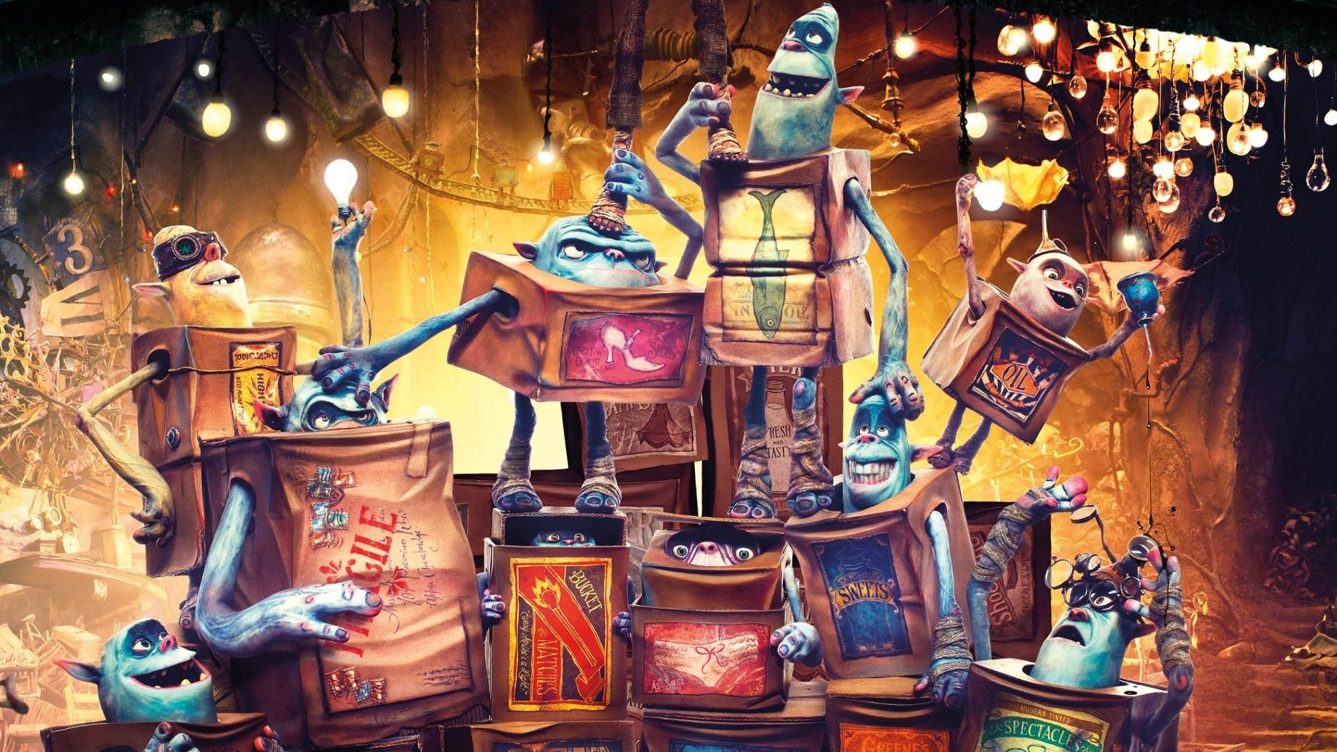 Find out: The Boxtrolls Movie wallpaper on  http://hdpicorner.com/the-boxtrolls-movie/