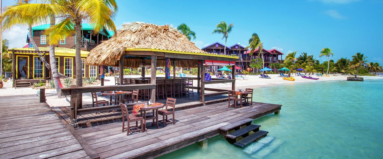Resort On Ambergris Caye Belize