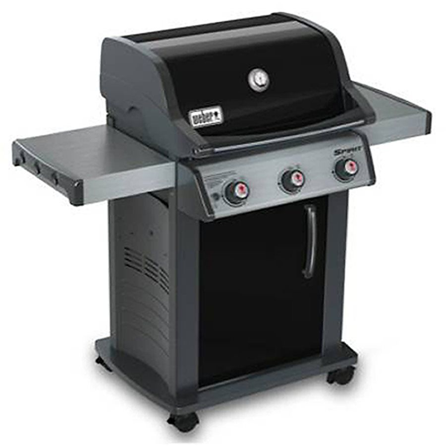 Shop Weber Spirit E 310 3 Burner 32 000 Btu Natural Gas Grill 47510001 At Lowe S Canada Find Our Selection Of Gas Bbq Grills At Propane Gas Grill Grilling Gas Bbq