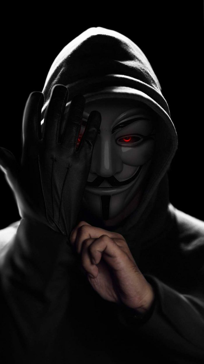 Hacker Ready - iPhone Wallpapers