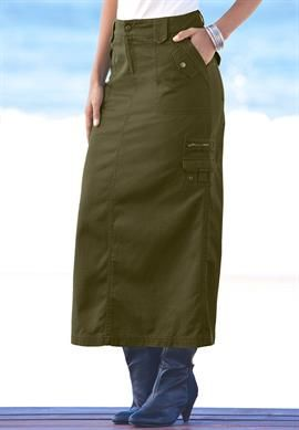 dedde16033 Plus Size Cargo Skirt Casual Skirts, Long Skirts, Man Skirt, Dress Skirt,