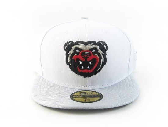 4f3340cd7fbb5 Mobile BayBears New Era 5950 Fitted Hats (AIR MAX 97 OG)