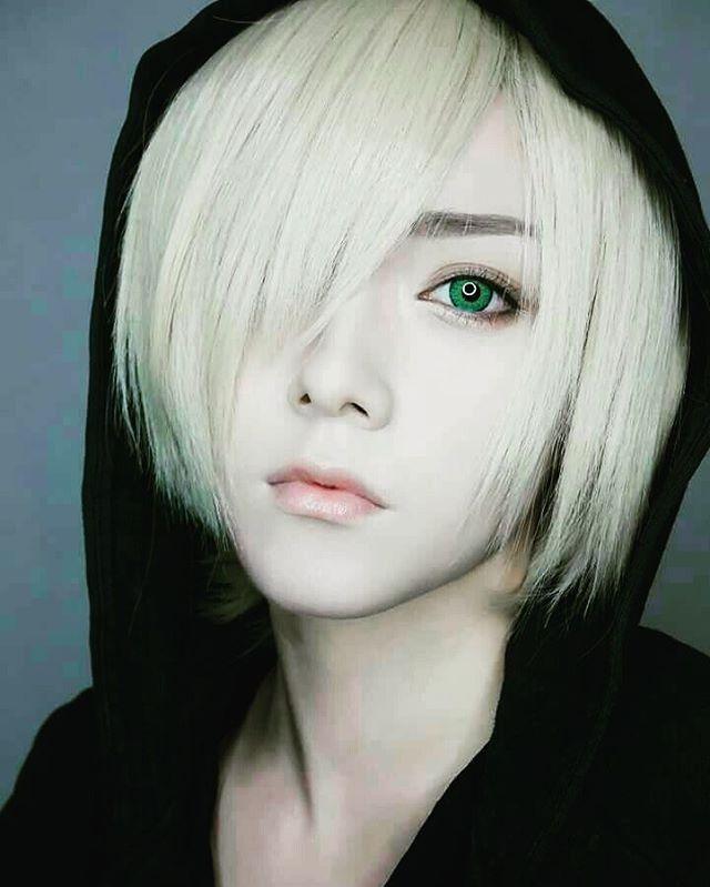 Yuri on ice cosplay yurio
