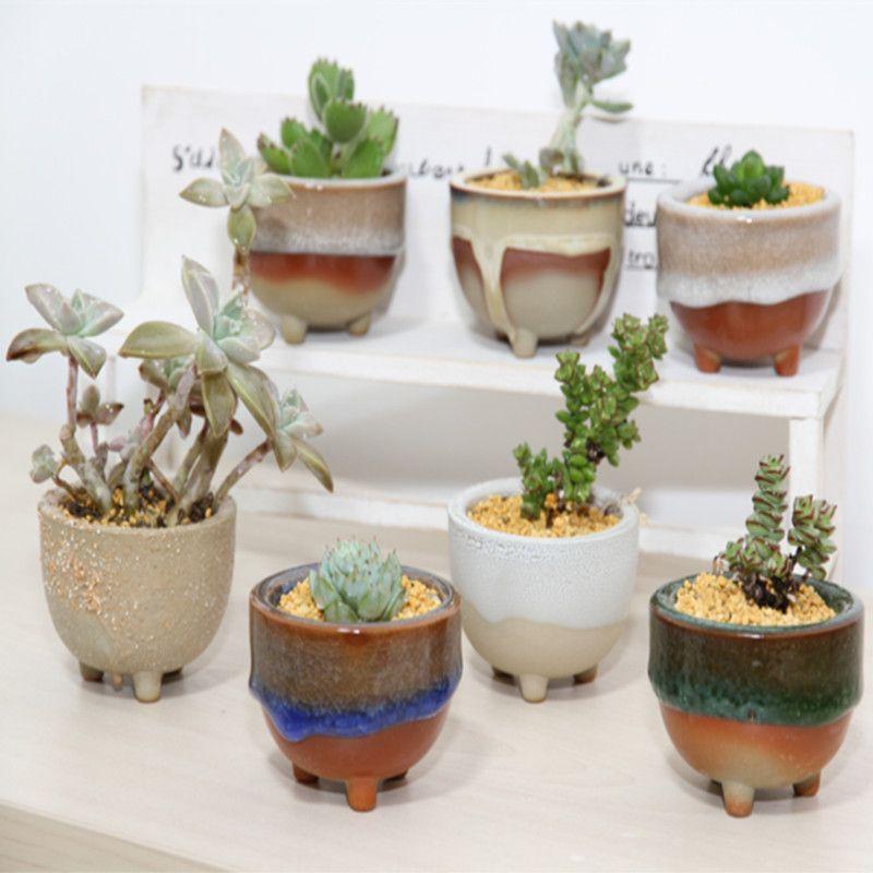 Online Get Cheap Handmade Ceramic Pots Aliexpress Com Alibaba Group Cheap Flower Pots Ceramic Plant Pots Handmade Ceramic Planters