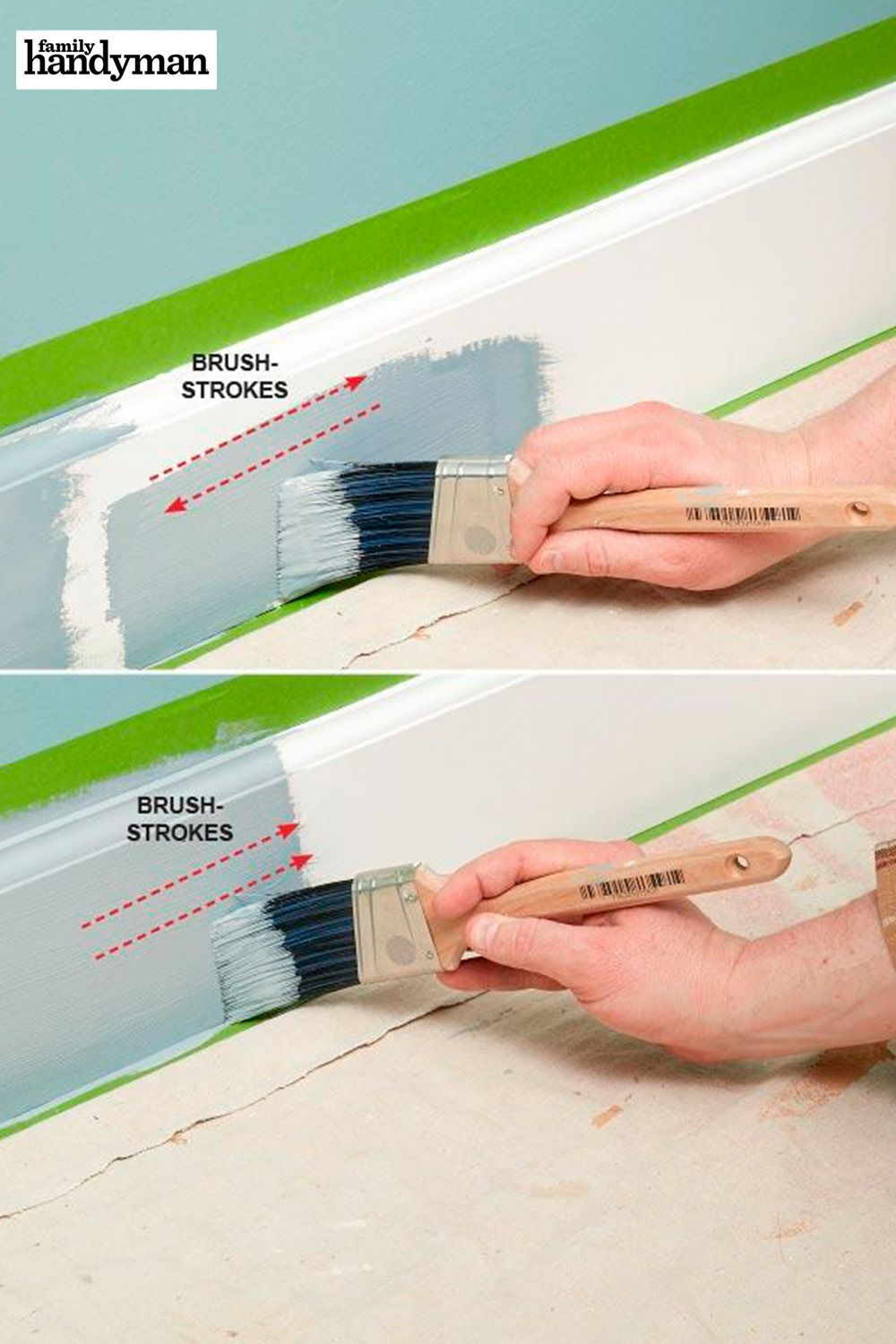 11 Little-Known Painting Hacks from Our Expert Field Editors  #familyhandymanstuff