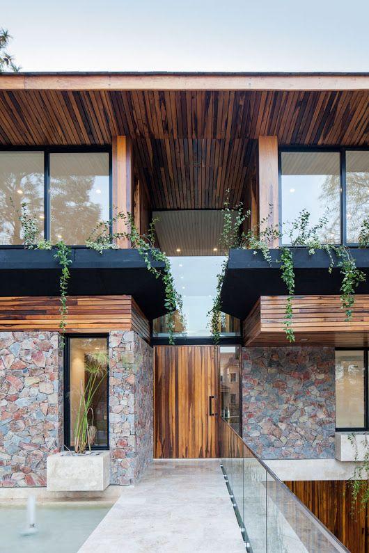 Sabina Bonanno - Google+ diseño interiores Pinterest Fachadas - fachadas contemporaneas