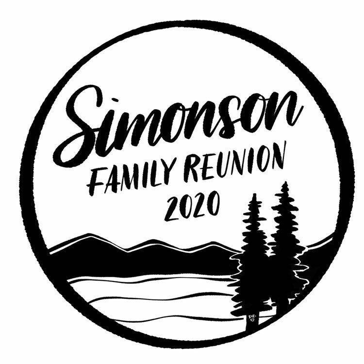 Family Reunion Logo Family Reunion Logo Family Reunion Logos