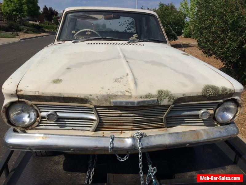 AP6 Chrysler Sedan Valiant survivor Slant six #valiant #forsale ...