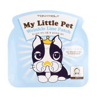 Tony Moly - My Little Pet Wrinkle Line Patch