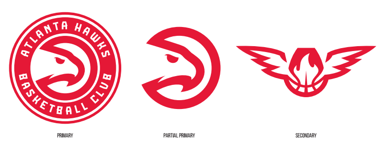 Atlanta Hawks Logos Atlanta Hawks