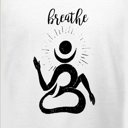 23+ Yoga themed t shirts inspirations