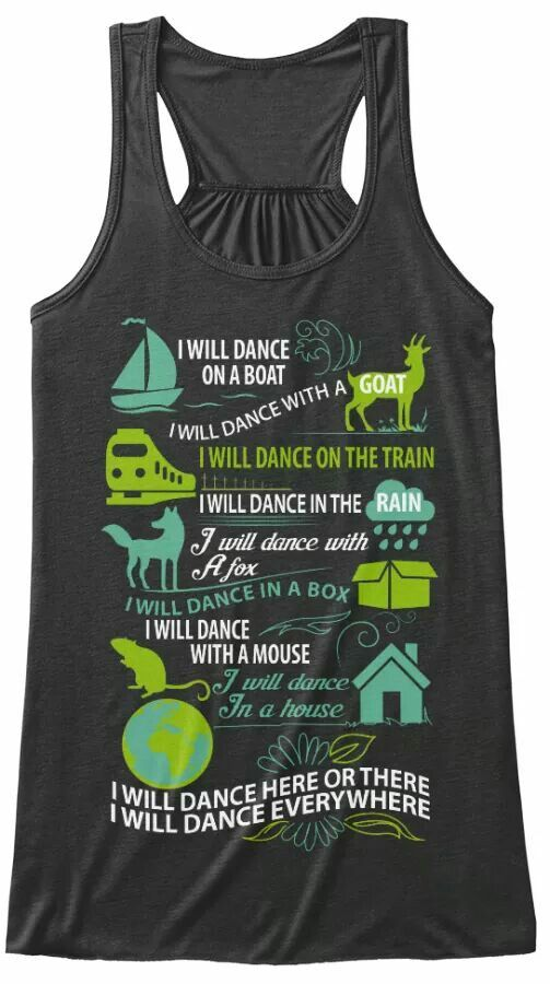 2295924e518 Dr. Seuss dance T-shirt
