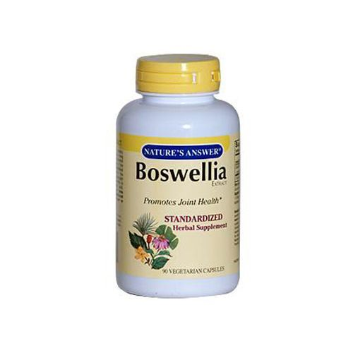 Nature's Answer Boswellia Extract (90 Veg Capsules)
