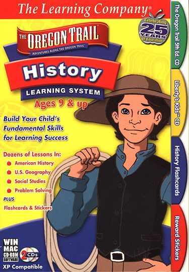 Oregon Trail History Learning System