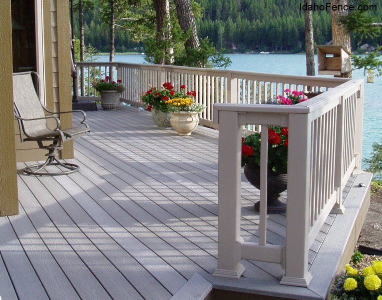 Do it yourself deck kits deck railing images deck pinterest do it yourself deck kits deck railing images solutioingenieria Images