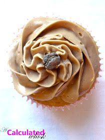 A Calculated Whisk: Vanilla Bean Cupcakes with Mocha Buttercream (Paleo, Gluten-free)