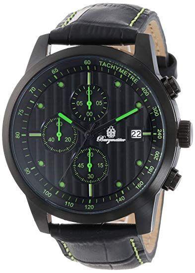 Burgmeister Armbanduhr für Herren mit AnalogAnzeige