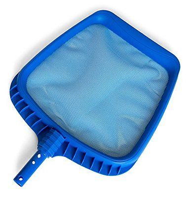 Pool Skimmer Leaf Net Heavy Duty Sharkblu Brand Extension Pole Not Included Pool Skimmer Pool Nets Swimming Pool Cleaning