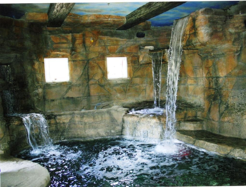 Do Yourself Indoor Waterfall Ideas For The House In 2019