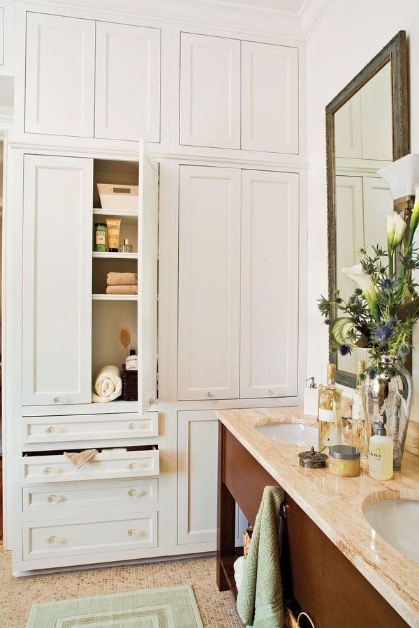 20 Bathroom Linen Closet Ideas, Bathroom Linen Closet Ideas