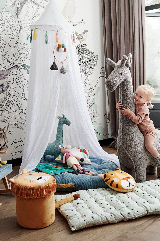 Spiel und Spaß für die Kleinen im Kinderzimmer.
