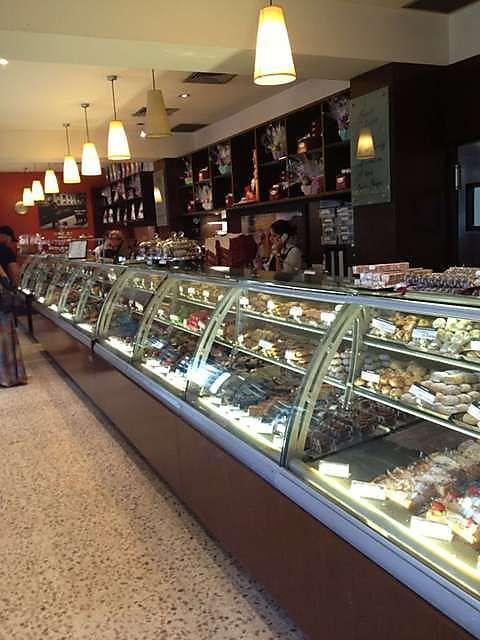 Brunetti Cake Shop Melbourne
