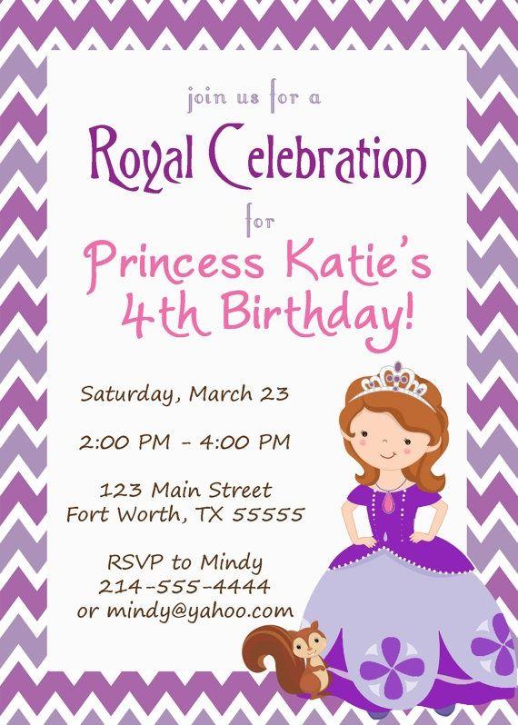 Princess Sofia Party Ideas Princess Sofia The First Birthday Party