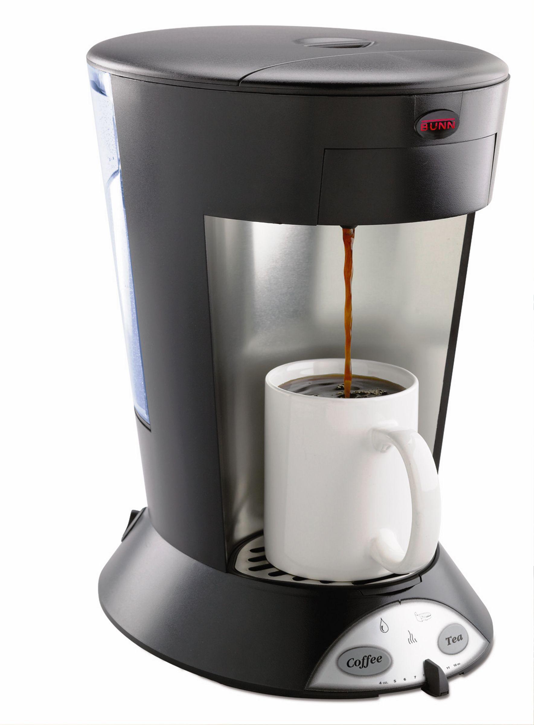 Bunn My Cafa Pourover Commercial Single Serve Coffee Tea Brewer