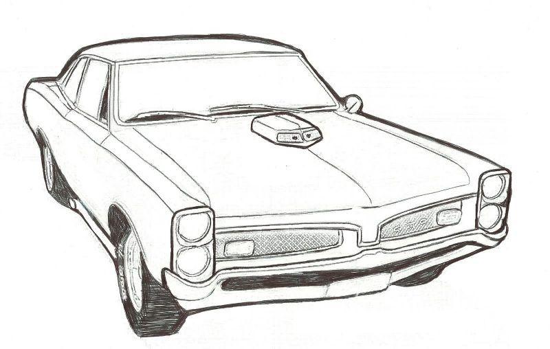 Carros Antigos Para Colorir 1 Desenhos Desenhos A Lapis Carros