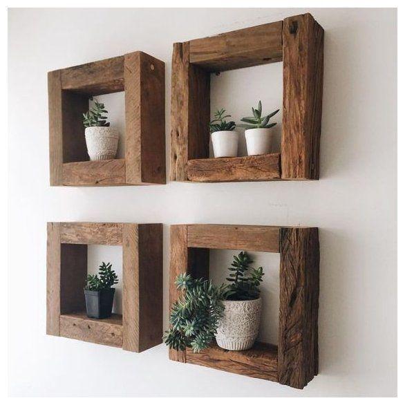 diy home decor and crafts DIY Decoration. Shelves, plant stands, frames, stools, tables, and more! #diy #decoration #diydecoration #tutorials #shelves #plantstands #tables #hangingdecoration