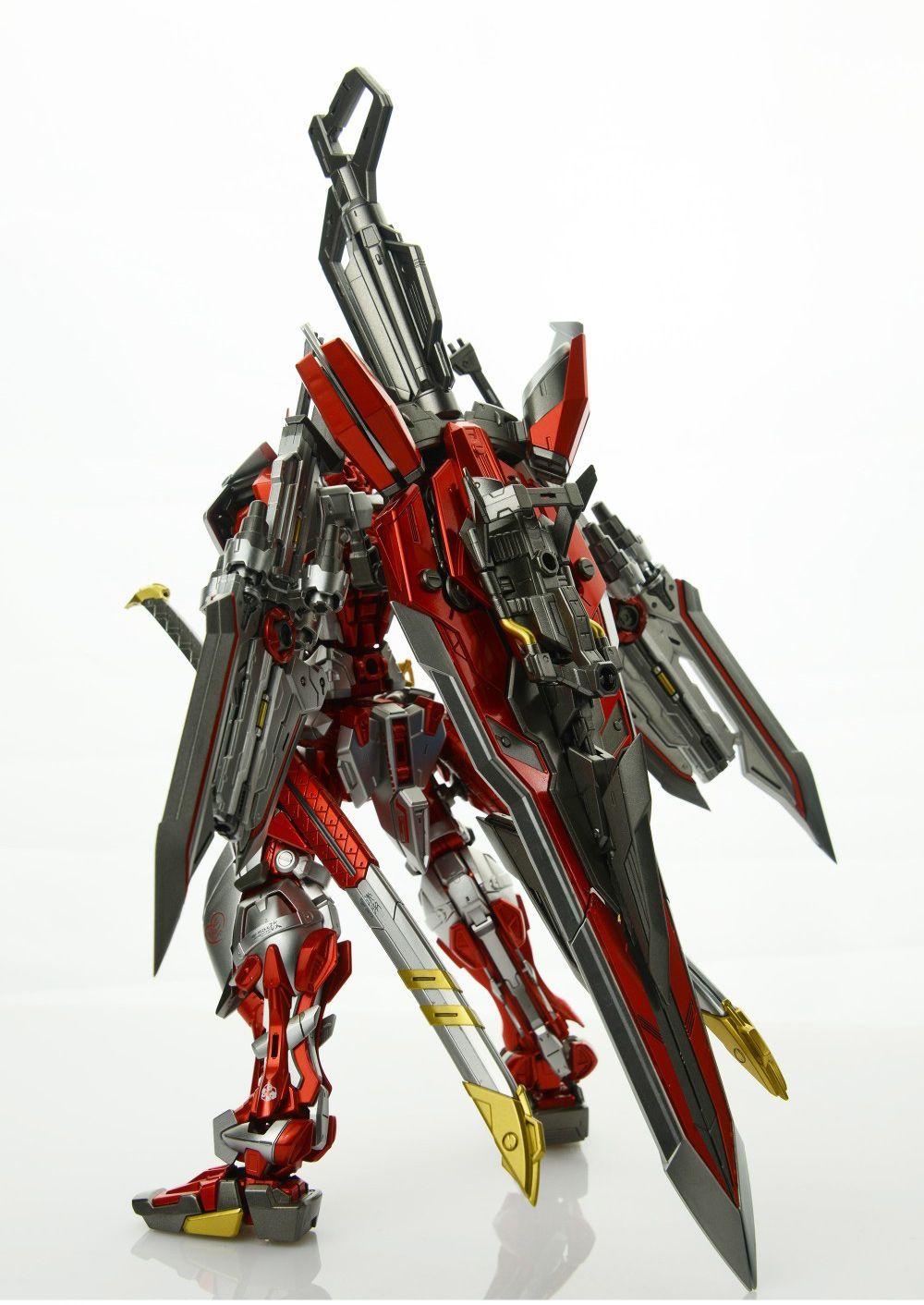 9242e1bb3a40 Custom Build  MG 1 100 Gundam Astray Red Frame Kai + Caletvwlch - Gundam  Kits Collection News and Reviews