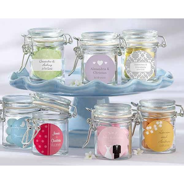 Souvent Mini Pot à Confiture à personnaliser. Sur lovengift.fr #dragee  GV95