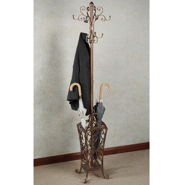Kensington Coat And Hat Rack Stand Coat And Hat Rack Hat Rack Standing Coat Rack