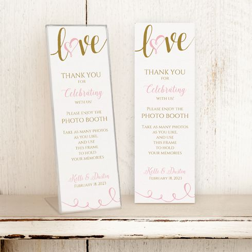 Image Result For Photo Booth Frame Insert Favors Photo Booth