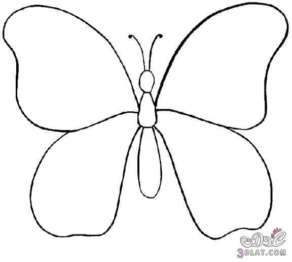 رسومات للتلوين فراشات للتلوين رسومات للتلوين 13784149851 Jpg Butterfly Quilt Pattern Butterfly Template Butterfly Quilt