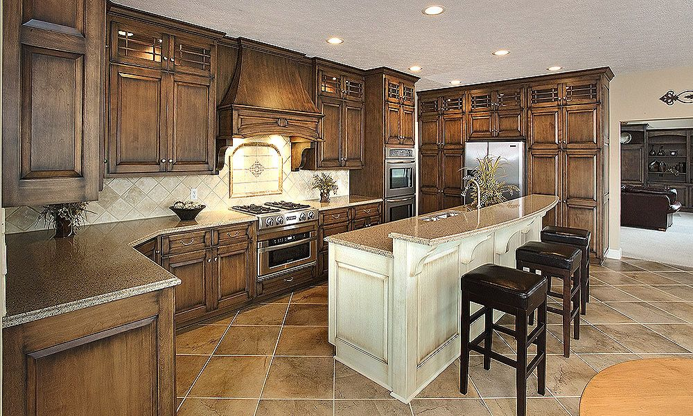 Best Amish Crafted Kitchen By Mullet Cabinet In Millersburg 640 x 480