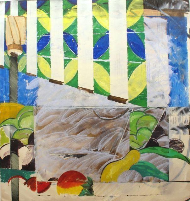 George Little, Unsettled life, Henri's (2012), via Artsy.net