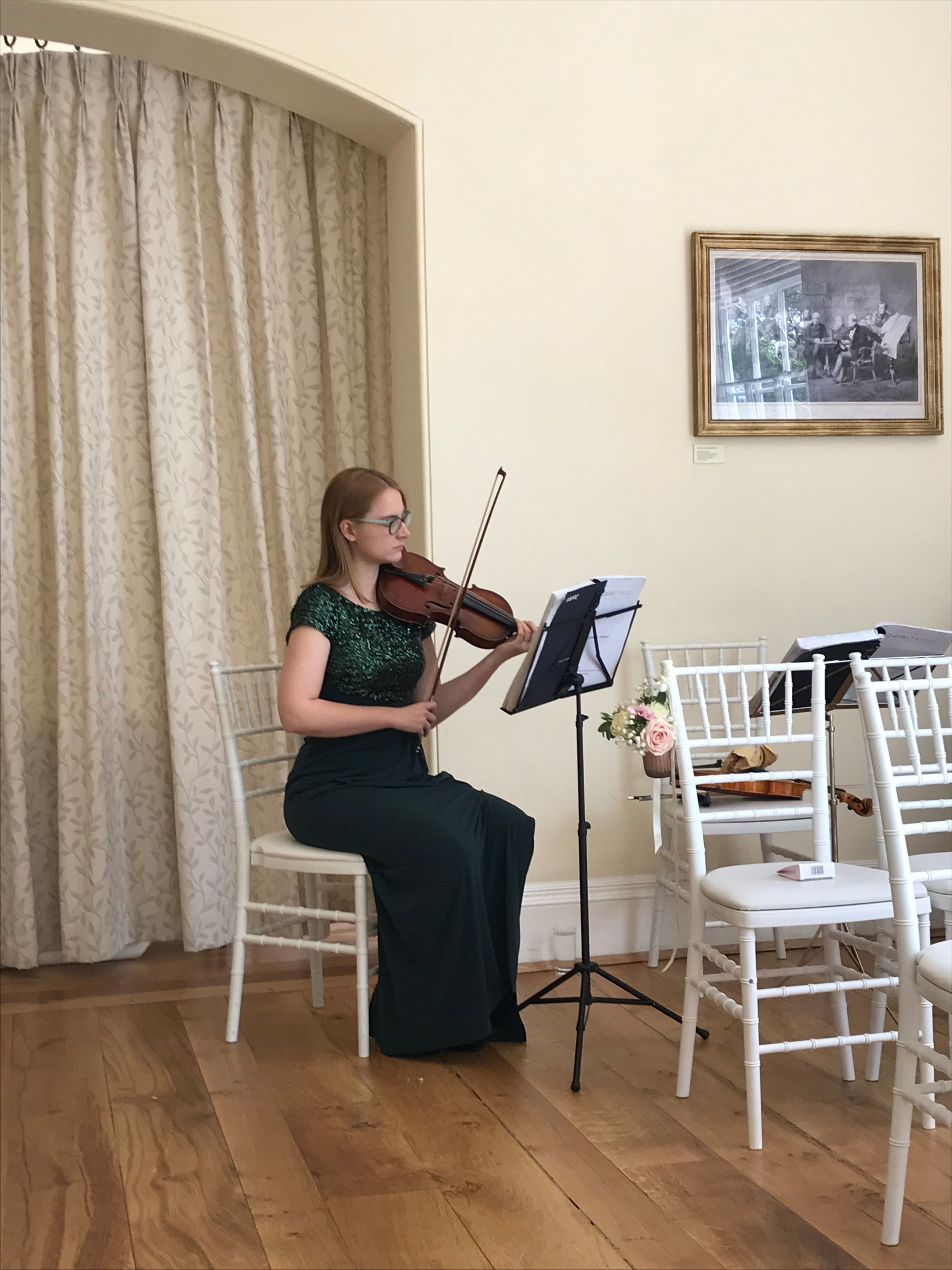 Pin on Wedding String Groups at Pembroke Lodge, South West