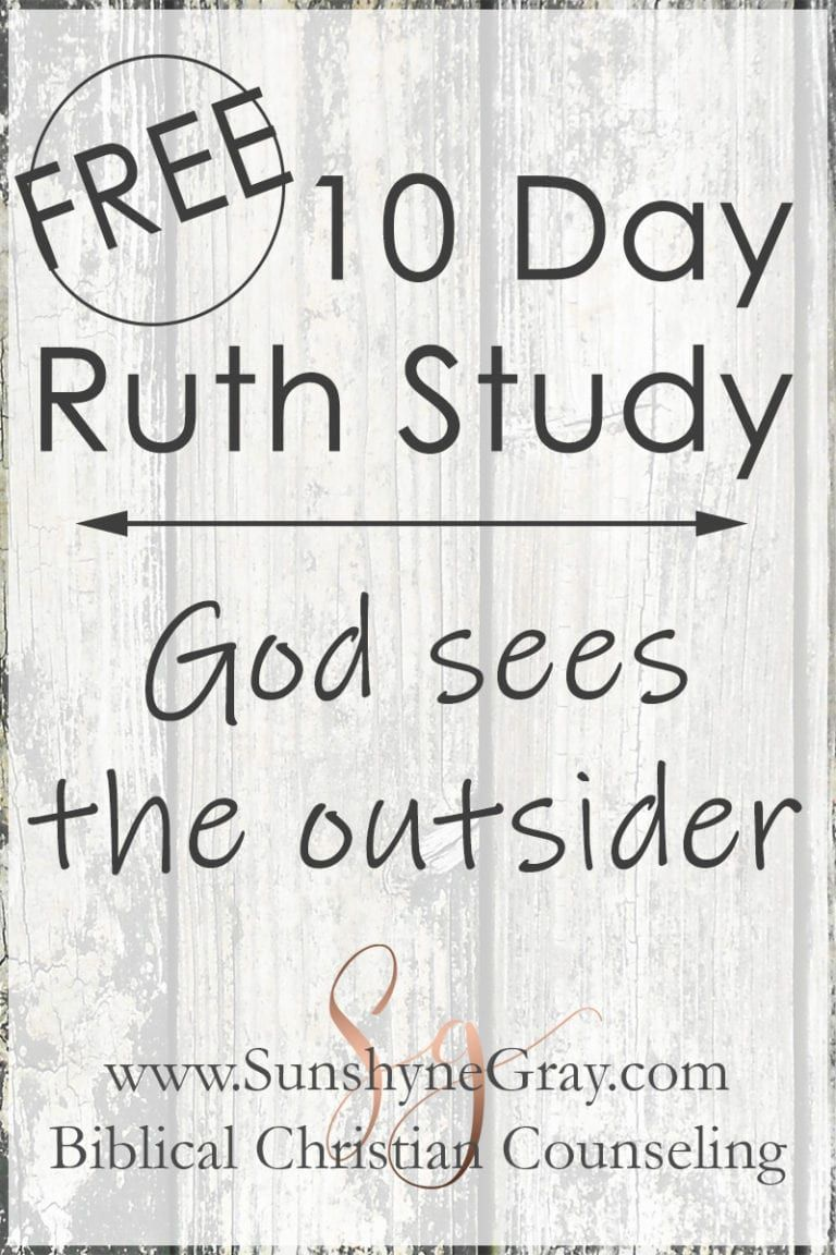 3 lessons from ruth in the bible free 10 day study