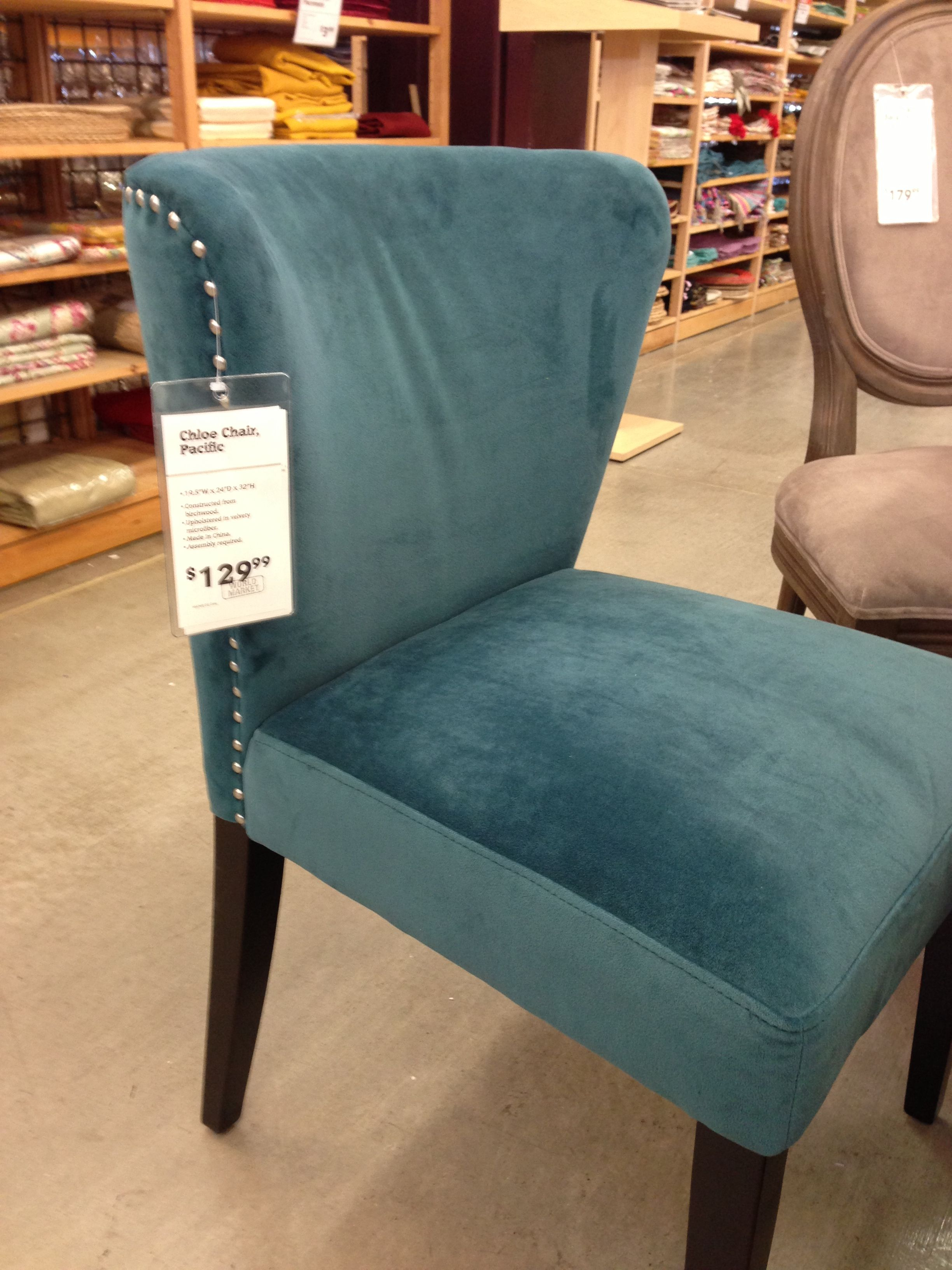 Chloe Chair Cost Plus World Market 129dining