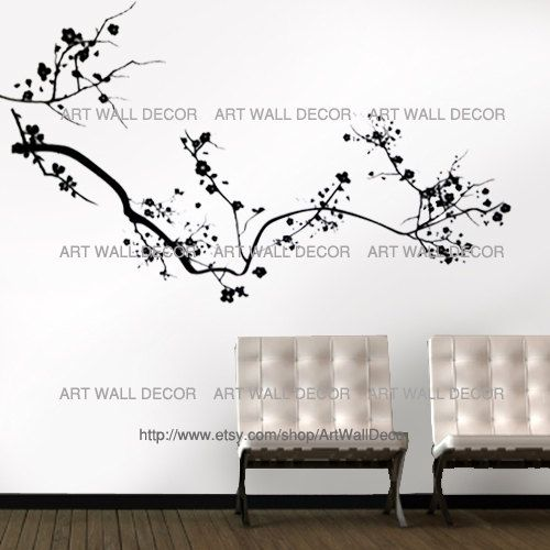 Black Wall Decals black wall decals. sandistore diy home decor new design large