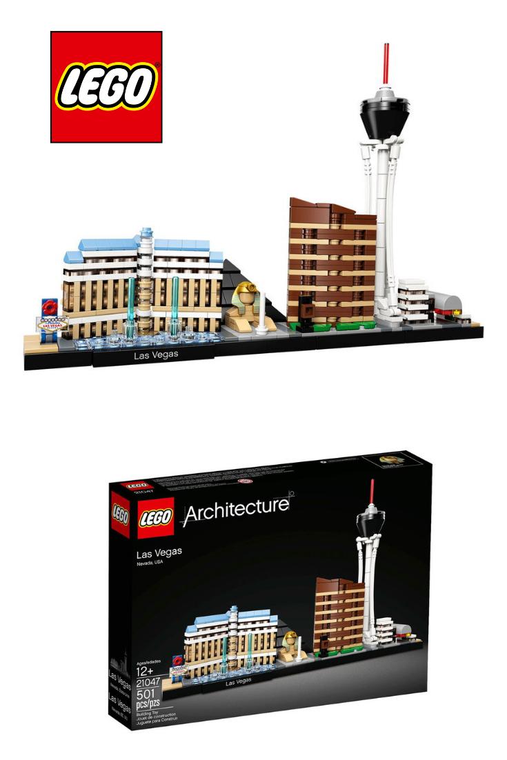 Lego Las Vegas Building Set Lego Architecture Lego Building Idea Legoarchitecture Lego Af Lego For Kids Lego Architecture Collection Lego Architecture
