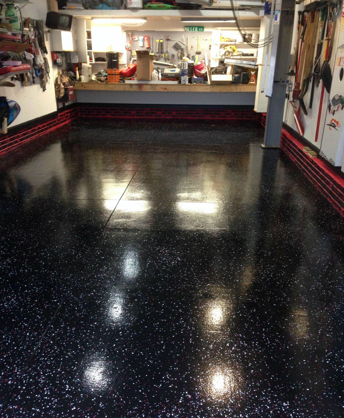 Armor chip garage epoxy flooring kit flooring garage floor epoxy