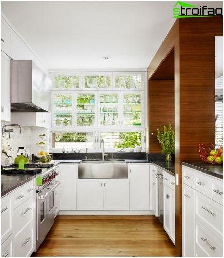 Cucina Design 10 Mq   50 Foto Cucina Idee Interne, Scegliere La Migliore