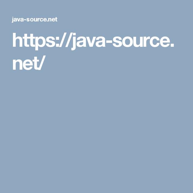 Notable Open Source Java Projects | Java | Open source, Java