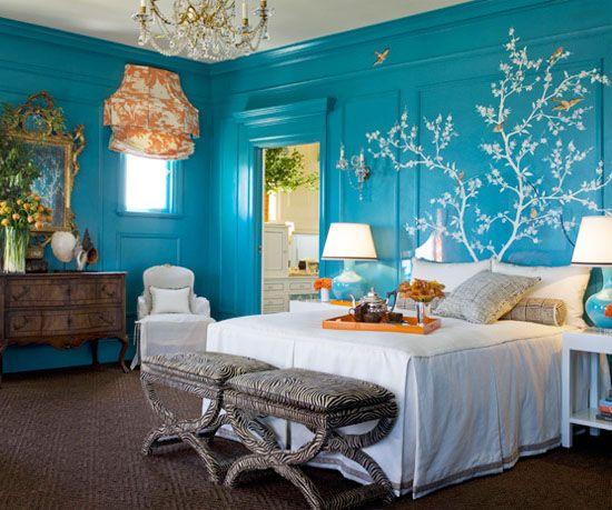Orange Kitchen Decor On Pinterest: Best 25+ Blue Orange Bedrooms Ideas On Pinterest