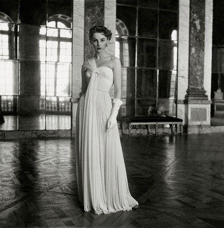 Vestido de La diseñadora Madame Grès