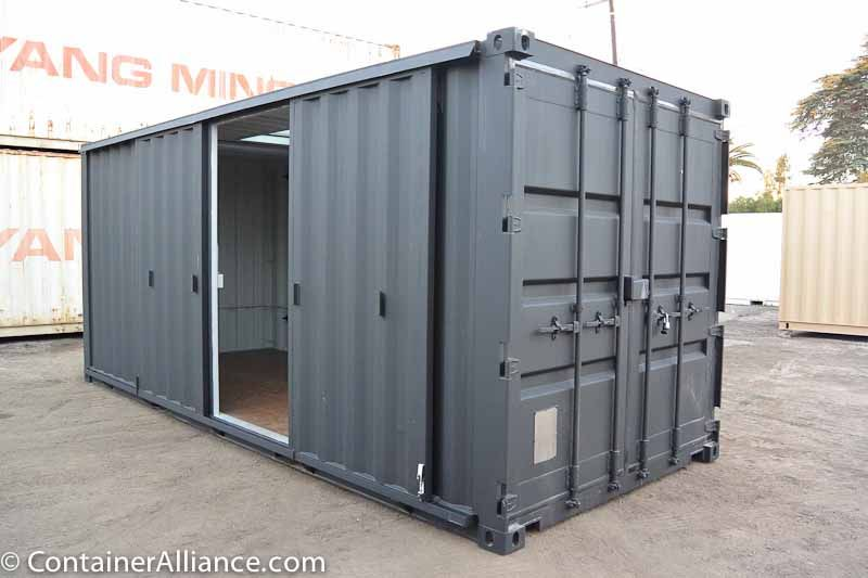 Container Alliance Articles Container House Shipping Container Container Conversions