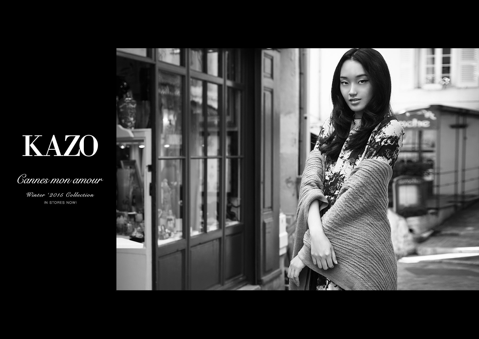 ‪#‎KAZO‬ Winter Collection '2015 | Complete Your Wardrobe this Winter.