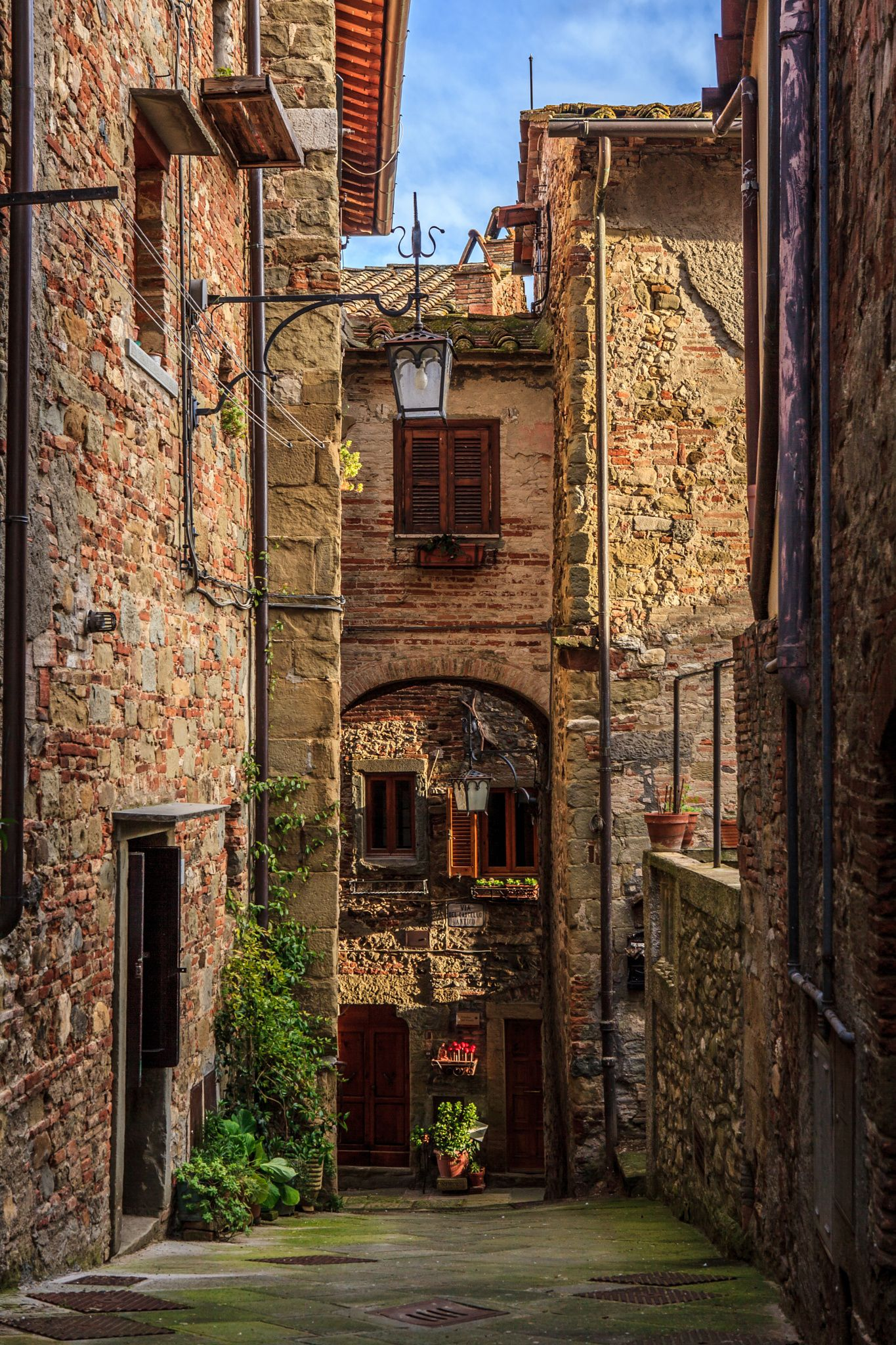 Anghiari by Massimo Galeno on 500px